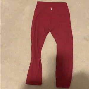 lululemon athletica Pants & Jumpsuits - Lululemon leggings